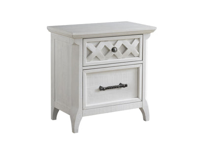 Mendocino Nightstand - KTL Furniture