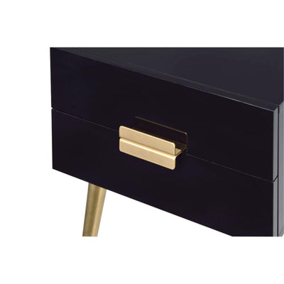 Emmy End Table / Side Table - KTL Furniture