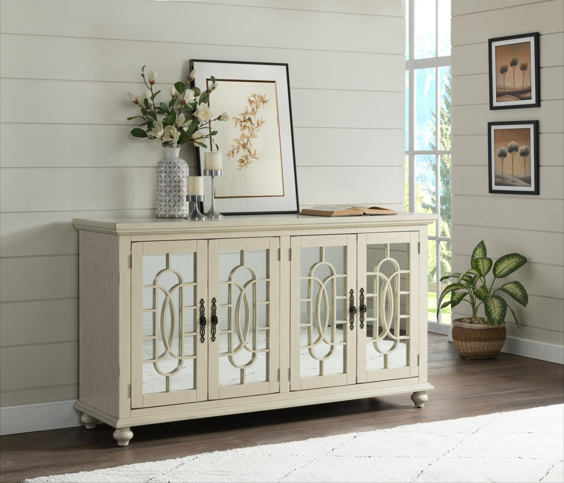 Orleans TV Stand / Entertainment Console Table
