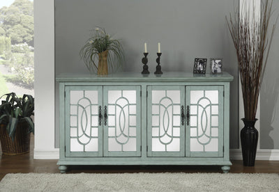 Orleans TV Stand / Entertainment Console Table - KTL Furniture