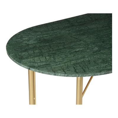Verde Green Marble Dining Table - KTL Furniture