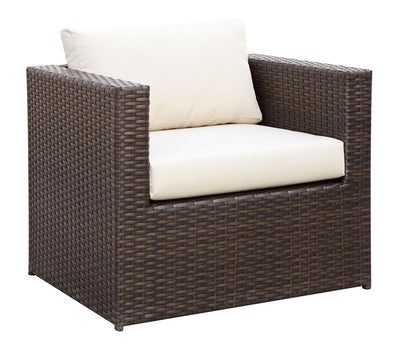 Espresso 5PC Patio Outdoor Sets - KTL Furniture