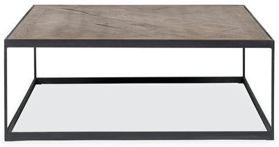 Home Again Carbon Coffee Table - KTL Furniture