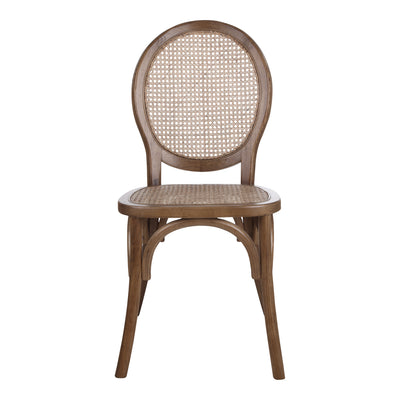Rivalto Brown Dining Chair (2/CTN) - KTL Furniture