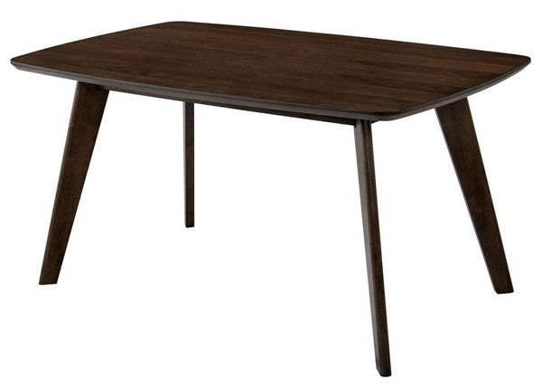Walnut Rectangular Dining Table