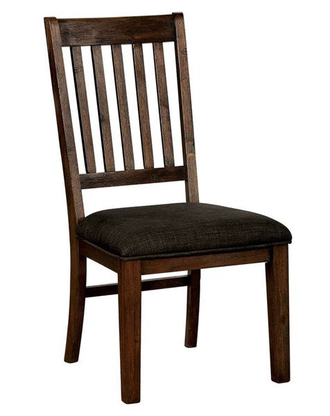 Walnut Dining Chair (2/CTN)