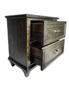 Miradero Estates Nightstand - KTL Furniture