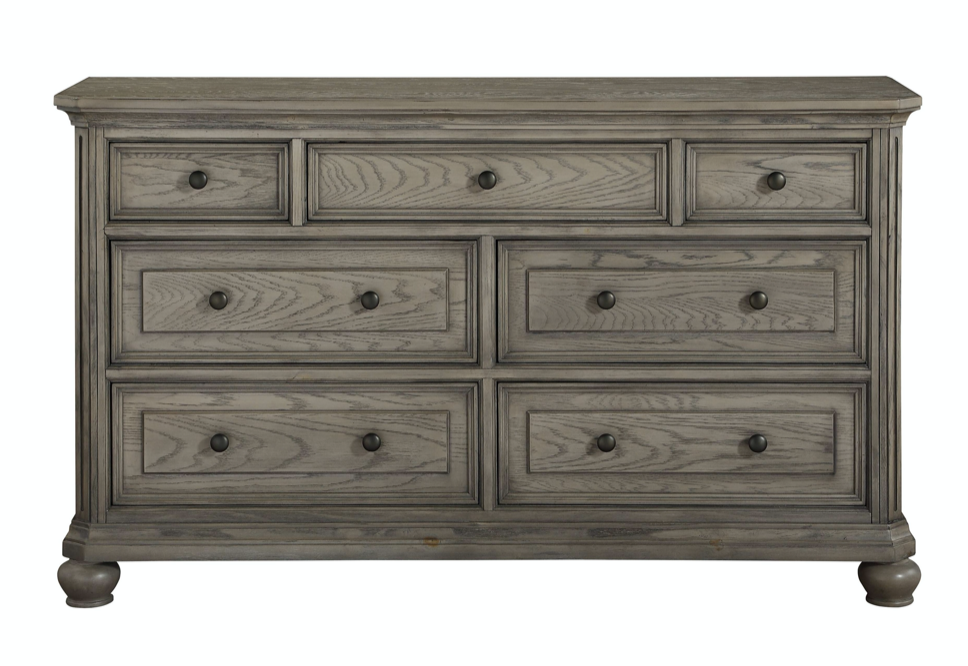 Kiran 7 Drawers Dresser - KTL Furniture