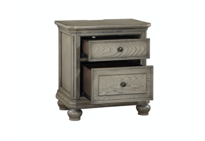 Kiran  Nightstand - KTL Furniture