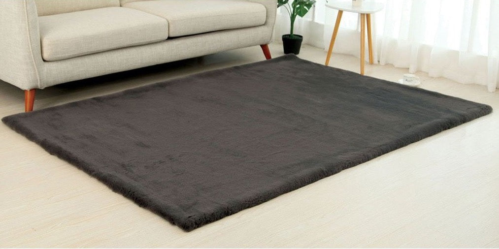 Caparica Charcoal Machine Made Rug