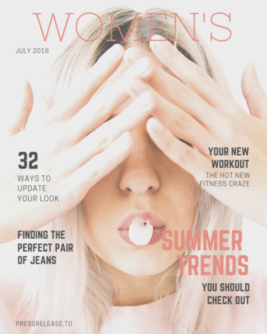 Women Magazines Focused Press Release
