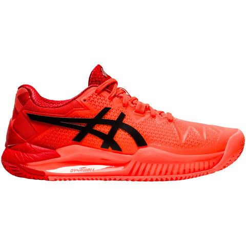 Sapatilhas de Padel ASICS Gel-Resolution Clay Tokyo Sunrise Red/ Eclipse Black