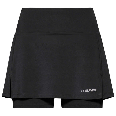 Saia Head Club Basic Skort G Black