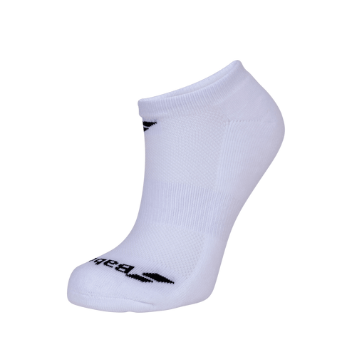Meias Babolat Invisible 3 Pair Pack White