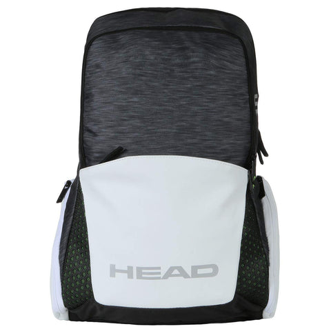 Mochila HEAD Alpha Sanyo Backpack Black/ White