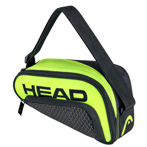 Bolsa Head Tour Team Miniature Bag Black/Neon Yellow