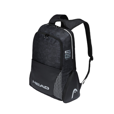 Mochila HEAD Alpha Sanyo Backpack Black/Silver 2020