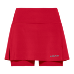Saia Head Club Basic Skort Red