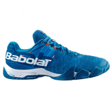 Sapatilhas Babolat Movea Men Methyl Blue/Flame
