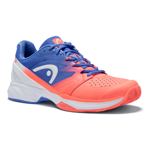 Sapatilhas Head Sprint Pro 2.0 Clay Women 2018 Marine Coral