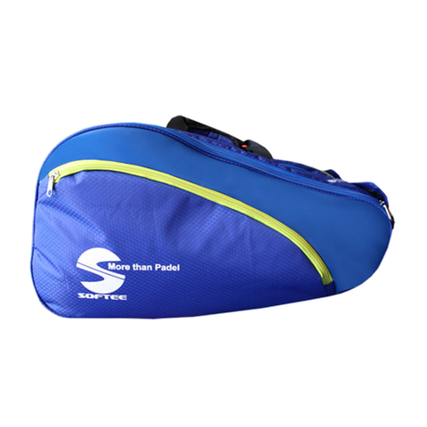 Saco de Raquetes Softee Blue Pro Team