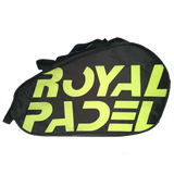 Saco de Raquetes Royal Padel XL Yellow