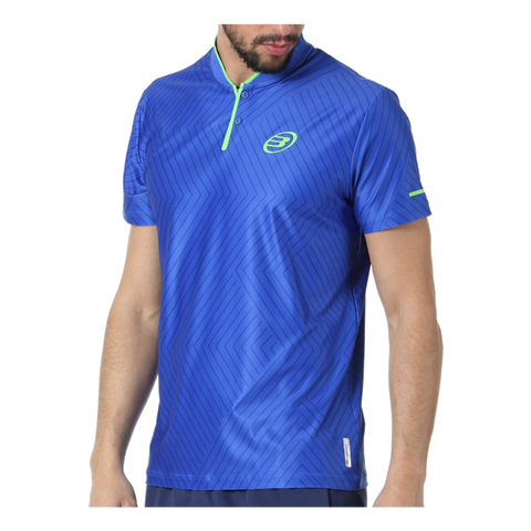 T-shirt Bullpadel Tanos 001 Azul Real