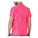 T-shirt Bullpadel Tanos 715 Fresa Acida