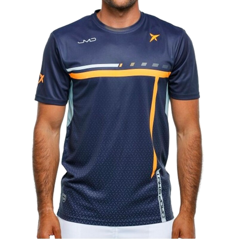 T-Shirt DropShot Argon Gris