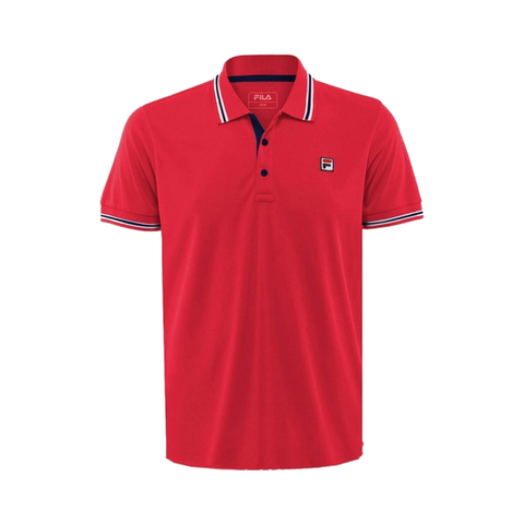 Polo Fila Piro 500 - Red