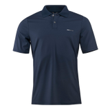 Polo Head Perf M Plain Navy