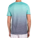 T-Shirt Lotto Court II Tee Green/ Blue