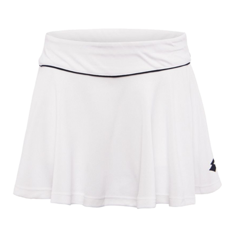 Saia Lotto Tennis Teams Skirt PL W White