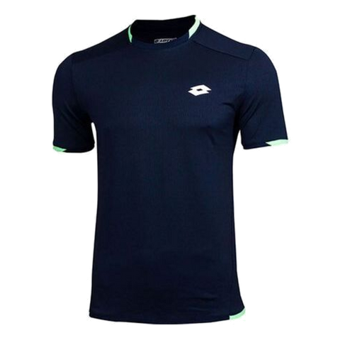 T-shirt Lotto Tennis Tech Tee PL Navy Blue