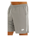 Calções Lotto Squadra Short 9 PL Alloy Gray