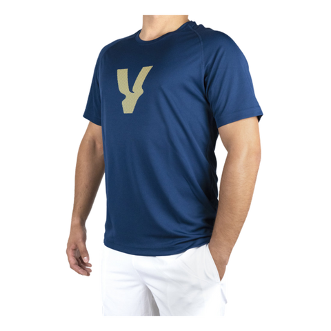 T-shirt Volt V-Energy Blue M
