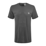 T-Shirt Wilson M Competition Seamless Crew Flint Stone
