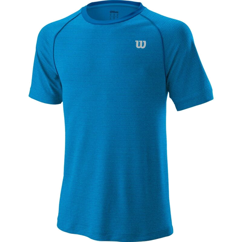 T-Shirt Wilson M Training Crew Imperial Blue