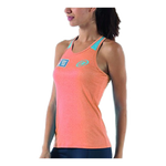 Top Bullpadel Cicle 2018 Laranja Fluor Women