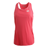 Top Lotto Tennis Teams Tank PL W Pink
