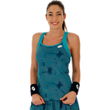 Top Lotto Tennis Tech Tank PRT PL W Blue Bird