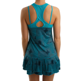Vestido Lotto Tennis Tech Dress PRT PL W Blue Bird
