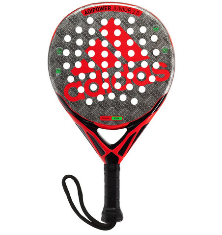 Raquete de Padel Adidas Adipower JUNIOR RED 2.0