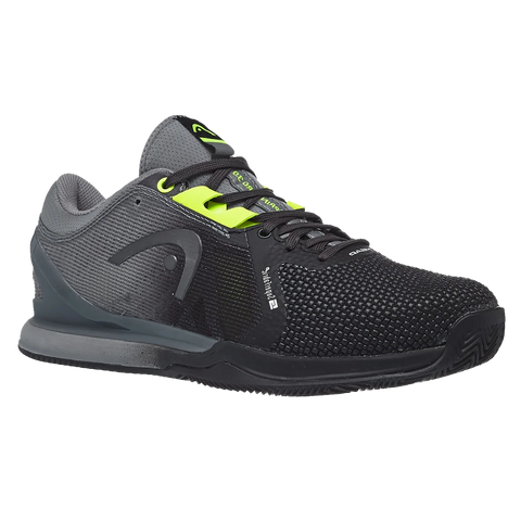 Sapatilhas Head Sprint Pro 3.0 SF Clay Men Black/ Yellow