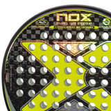 Raquete de Padel Nox ML10 Luxury Perto