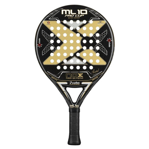 Raquete de Padel NOX ML10 Pro Black Edition