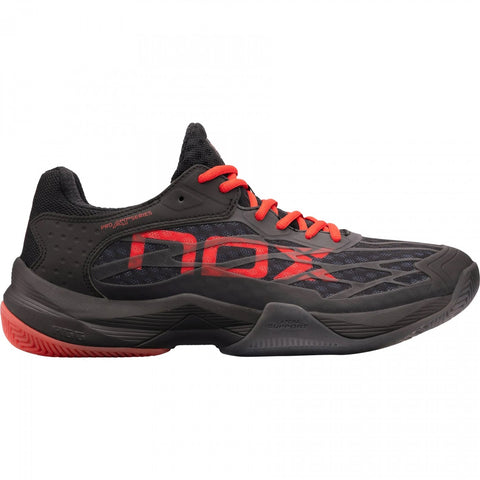 Sapatilhas Nox AT10 Lux Black/ Red