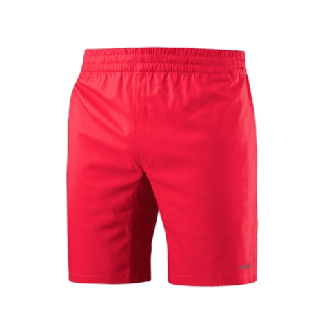 Calções Head Club Shorts M 2019 - Red