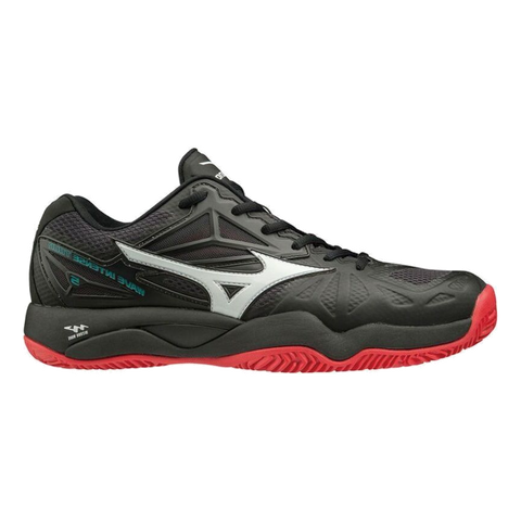 Sapatilhas Mizuno Wave Intense Tour 5 CC Black/White/Tomato