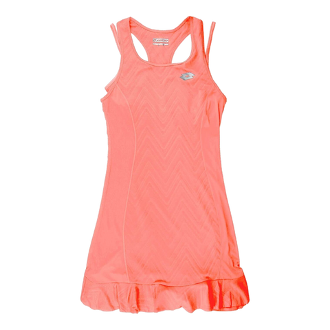 Vestido Lotto Nixia IV Dress+Bra W Pink